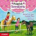 Rätsel um das fremde Pony, 1 Audio-CD
