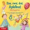 Eins, zwei, drei, Apfelbrei!, Audio-CD