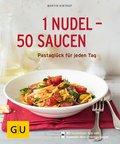 1 Nudel - 50 Saucen (eBook, ePUB)
