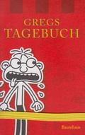 Gregs Tagebuch - Mini-Notizblock - Blanko