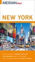 MERIAN live! Reiseführer New York (eBook, ePUB)