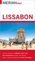 MERIAN live! Reiseführer Lissabon (eBook, ePUB)