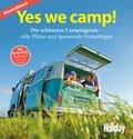 HOLIDAY Reisebuch: Yes we camp! Deutschland (eBook, ePUB)