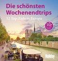 HOLIDAY Reisebuch: Die schönsten Wochenendtrips (eBook, ePUB)