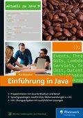 Einführung in Java (eBook, ePUB)