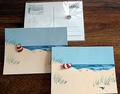 Fiete Anders - Postkarte mit Pin, 2 Motive (12 Stück)