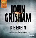 John Grisham - Die Erbin, 4 MP3-CDs