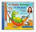 Von Hexen, Drachen und Piraten. Isabel Abedi erzählt, 1 Audio-CD