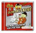 Die Olchi-Detektive - Die Monsterschwäne vom Hyde Park, 1 Audio-CD