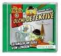 Die Olchi-Detektive - Gefangen im Auge von London, 1 Audio-CD