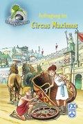 Die magische Höhle - Aufregung im Circus Maximus (eBook, ePUB)
