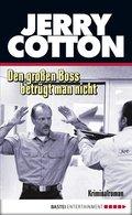 Den großen Boss betrügt man nicht (eBook, ePUB)