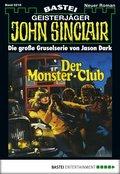 John Sinclair - Folge 0218 (eBook, ePUB)
