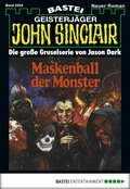 John Sinclair - Folge 0304 (eBook, ePUB)