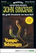 John Sinclair - Folge 0344 (eBook, ePUB)