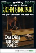 John Sinclair - Folge 0588 (eBook, ePUB)