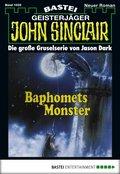 John Sinclair - Folge 1032 (eBook, ePUB)