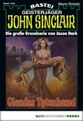 John Sinclair - Folge 1105 (eBook, ePUB)