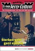 Jerry Cotton - Folge 2945 (eBook, ePUB)
