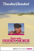 Friesen-Morde (eBook, ePUB)