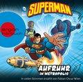 Superman - Aufruhr in Metropolis, 1 Audio-CD