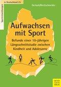 Aufwachsen mit Sport (eBook, PDF)
