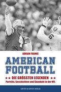 American Football: Die größten Legenden (eBook, ePUB)