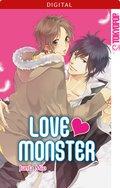 Love Monster (eBook, PDF)