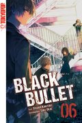 Black Bullet - Light Novel, Band 6 (eBook, ePUB)