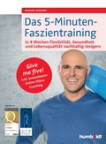 Das 5-Minuten-Faszientraining (eBook, PDF)