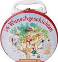 56 Wunschgeschichten - Mein Hörbuch-Koffer (56 Geschichten auf 4 CDs)