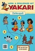 Lern- und Spielspaß mit Yakari: Zahlenspaß