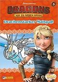 Dreamworks Dragons: Drachenstarker Malspaß Nr. 3