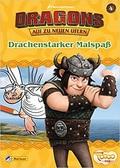 Dreamworks Dragons: Drachenstarker Malspaß Nr. 4