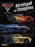 Disney Cars 3, Rätselspaß für Champions