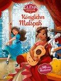 Disney Elena von Avalor: Königlicher Malspaß