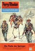 Perry Rhodan 29: Die Flotte der Springer (eBook, ePUB)