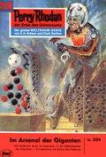 Perry Rhodan 334: Im Arsenal der Giganten (eBook, ePUB)