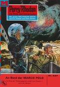 Perry Rhodan 537: An Bord der MARCO POLO (eBook, ePUB)