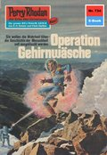 Perry Rhodan 734: Operation Gehirnwäsche (eBook, ePUB)