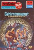 Perry Rhodan 861: Gehirntransport (eBook, ePUB)