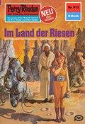Perry Rhodan 913: Im Land der Riesen (eBook, ePUB)