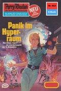 Perry Rhodan 923: Panik im Hyperraum (eBook, ePUB)