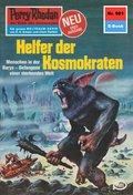Perry Rhodan 981: Helfer der Kosmokraten (eBook, ePUB)