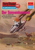 Perry Rhodan 1121: Der Sonnenhammer (eBook, ePUB)