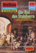 Perry Rhodan 1215: Der Ruf des Stahlherrn (eBook, ePUB)