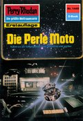 Perry Rhodan 1449: Die Perle Moto (eBook, ePUB)