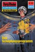 Perry Rhodan 1691: Das Schöpfungsprogramm (eBook, ePUB)