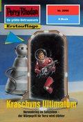 Perry Rhodan 2096: Kraschyns Ultimatum (eBook, ePUB)
