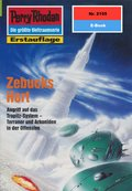 Perry Rhodan 2155: Zebucks Hort (eBook, ePUB)